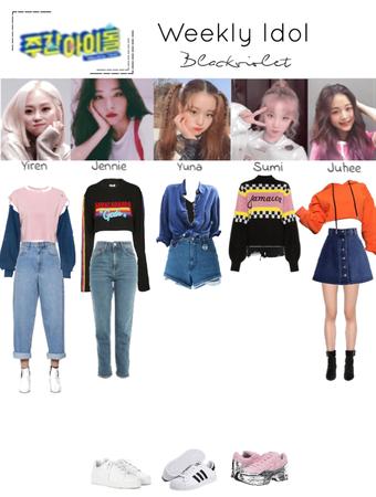 Weekly Idol Kpop Fashion Outfits Kpop Fashion Korean Outfits