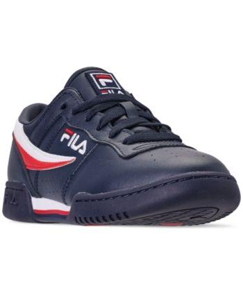 Fila Men Original Fitness Casual Athletic Sneakers from