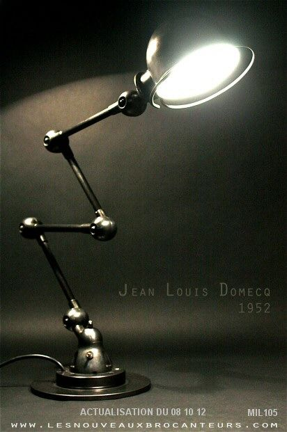 Lampe Jielde 4 Petits Bras I N D U S T R I A L I G H T Lighting