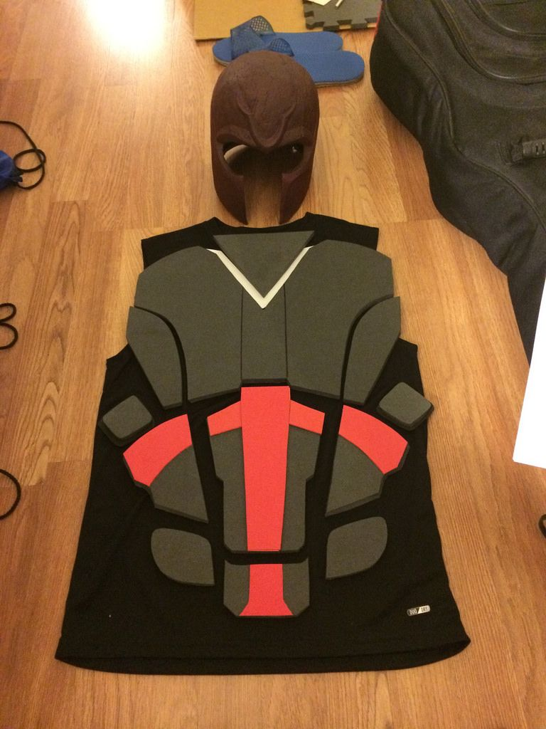 Image result for OLD MAGNETO COSTUME | Magneto costume ...
