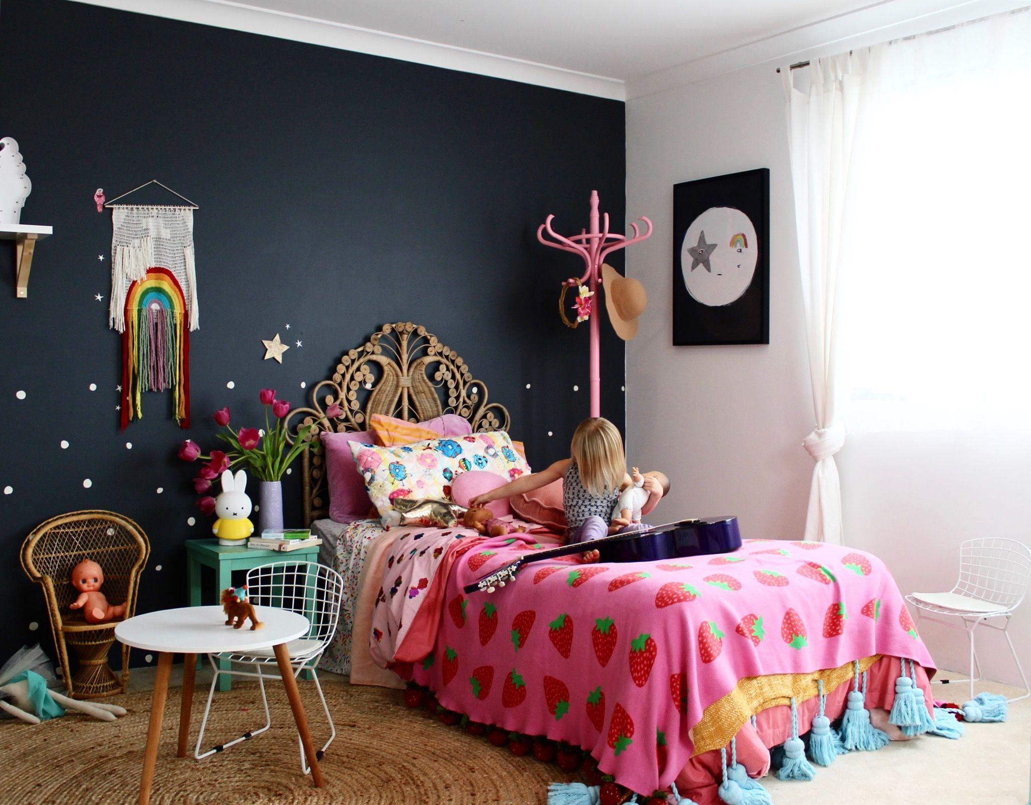 Trending Now  Boho Vintage  Kids Interior Design, Decor
