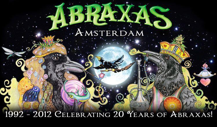 Abraxas Amsterdam Sorcerers Coffee Shop Amsterdam