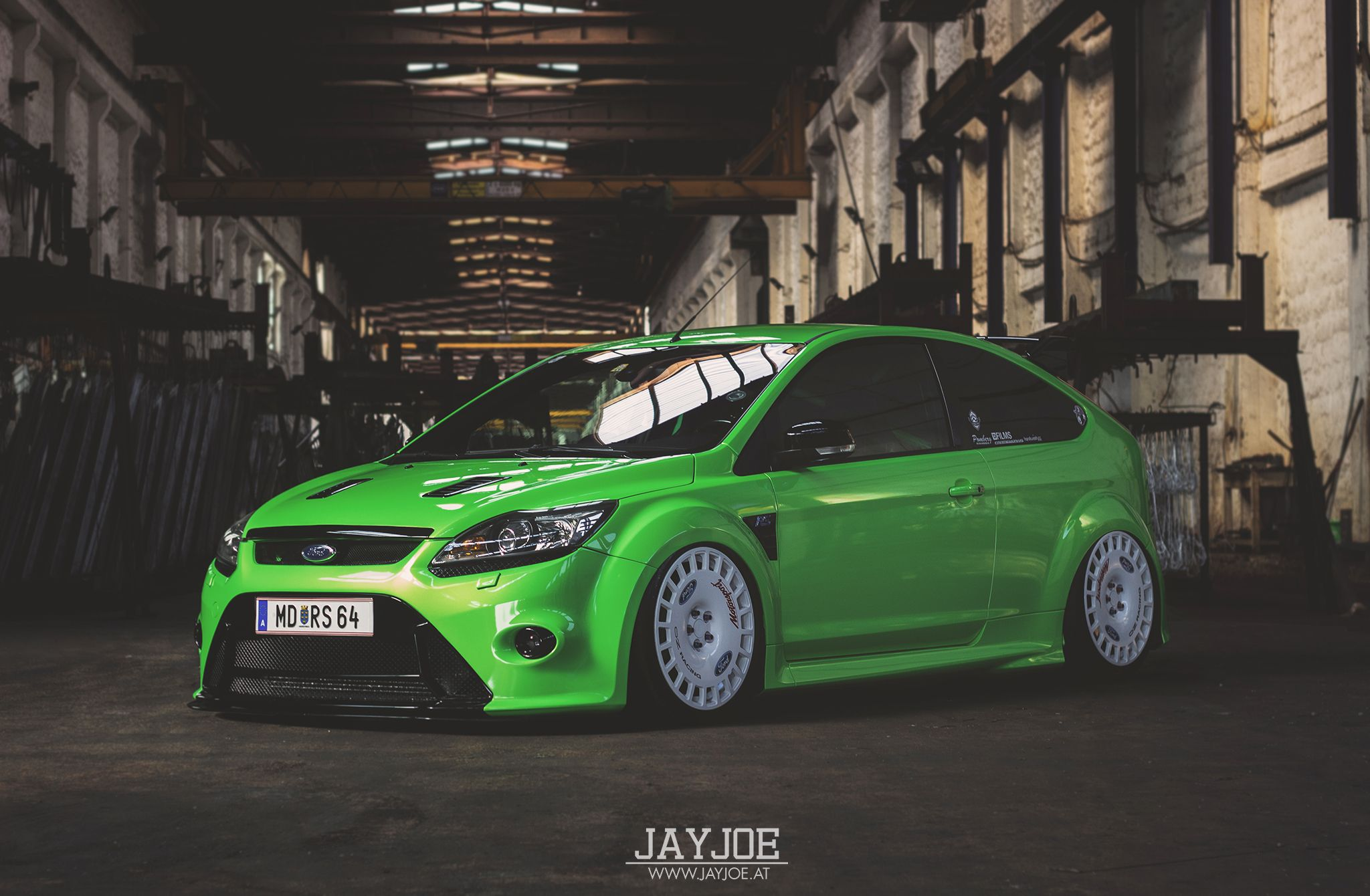 Ford Focus Rs Mk2 With Images Ford Focus Ford Motor Ford