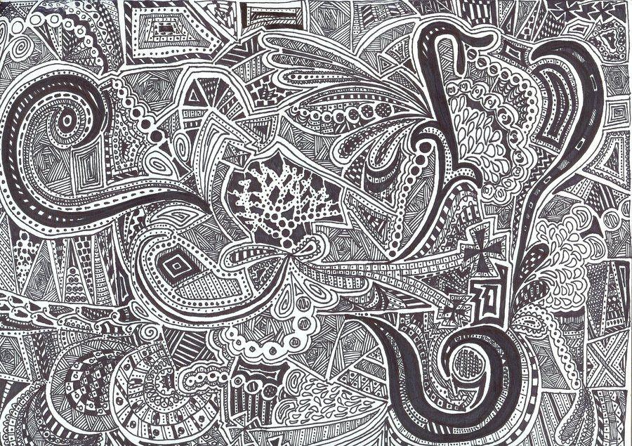 zentangle wallpaper - Google Search