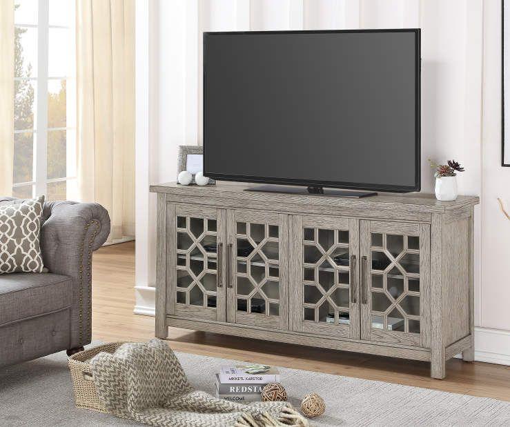 Stratford Ellington 4 Door Tv Stand Big Lots Grey Sofa Living Room Living Room Tv Stand Rustic Tv Stand