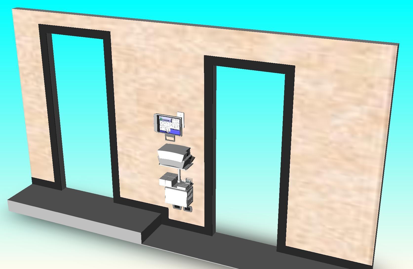 Digora (www.digora.it) installed with Ergolinea (www.ergolinea.it)