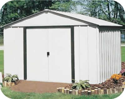 Arlington 10x12 Arrow Storage Shed Kit Storage Shed Kits Garden Shed Kits Metal Storage Sheds