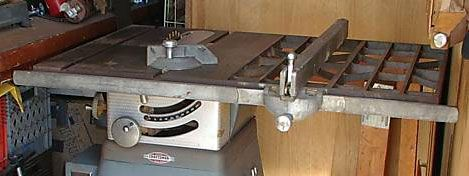 Craftsman 10 Inch Table Saw Model 113 27520 Craftsman Table Saw