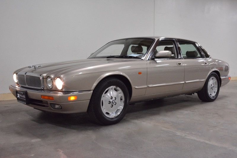 1996 Jaguar Xj Series Xj6 Sedan 7k 91k Miles Jaguar Xj Cars For Sale Used Cars