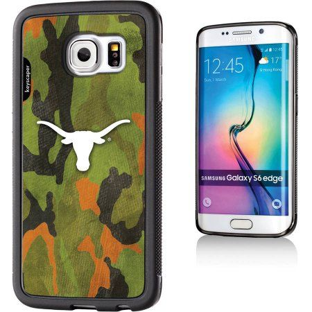 Texas Longhorns Samsung Galaxy S6 Edge Bumper Case