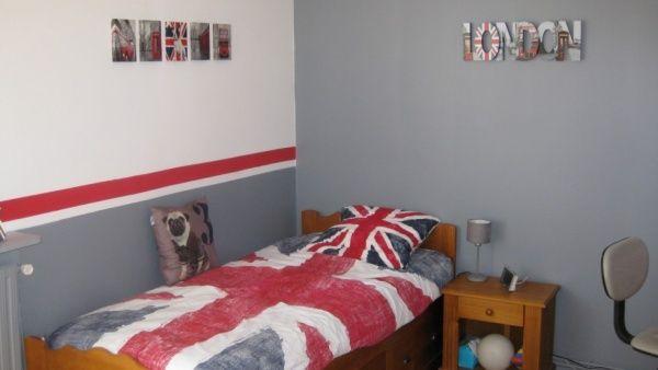 chambre garçon ado Kids rooms, Bedrooms and Salons - couleur de la chambre