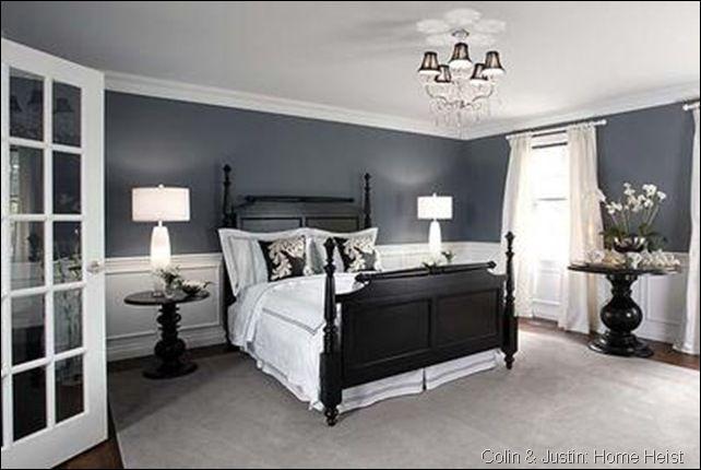 Designties Hooked On Black White Home Bedroom Colors Black Bedroom Furniture