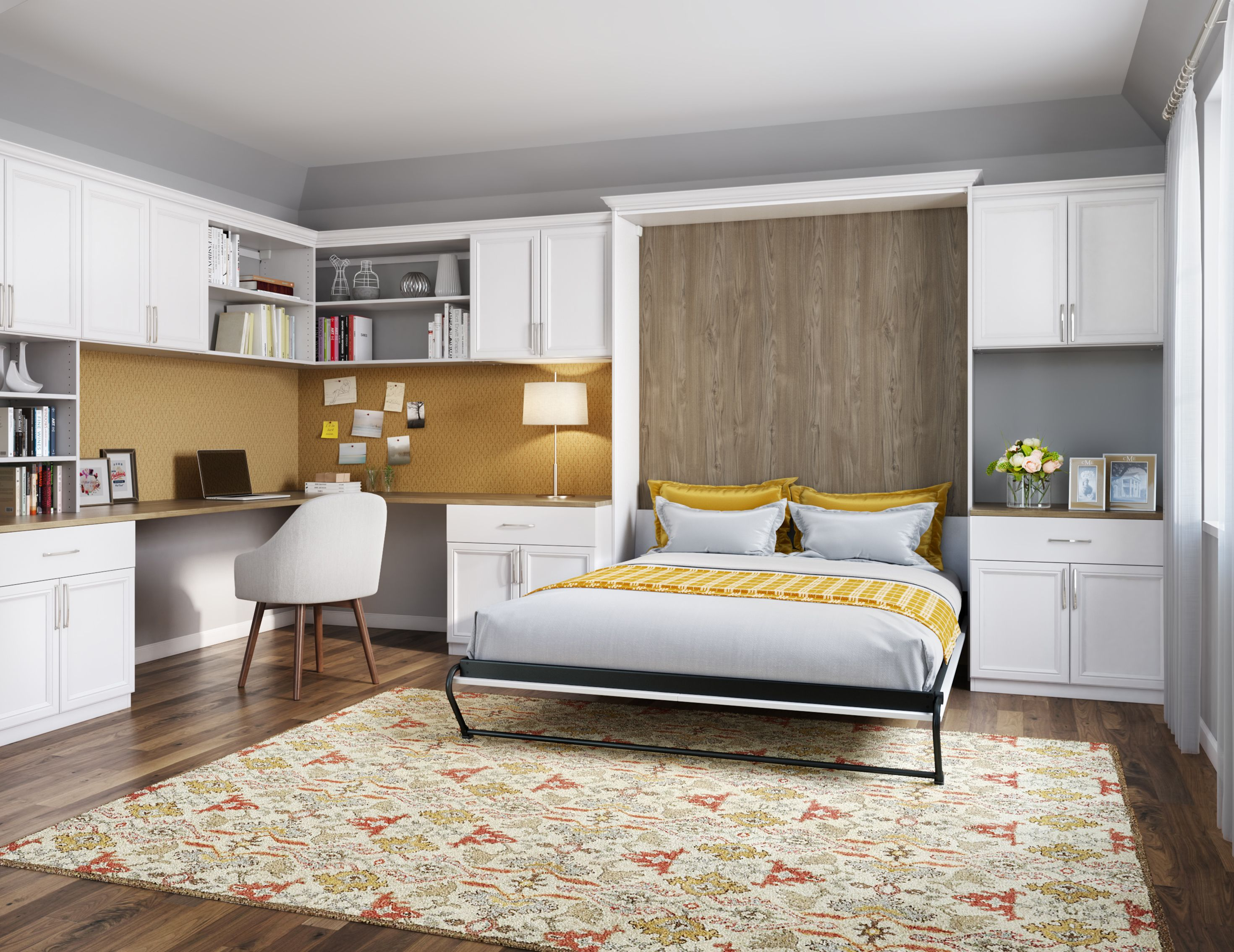 Murphy beds u wall bed designs and ideas by in house
