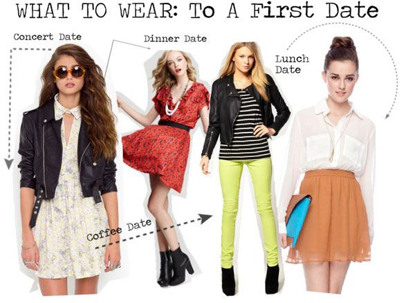 What To Wear On A Casual First Date Women