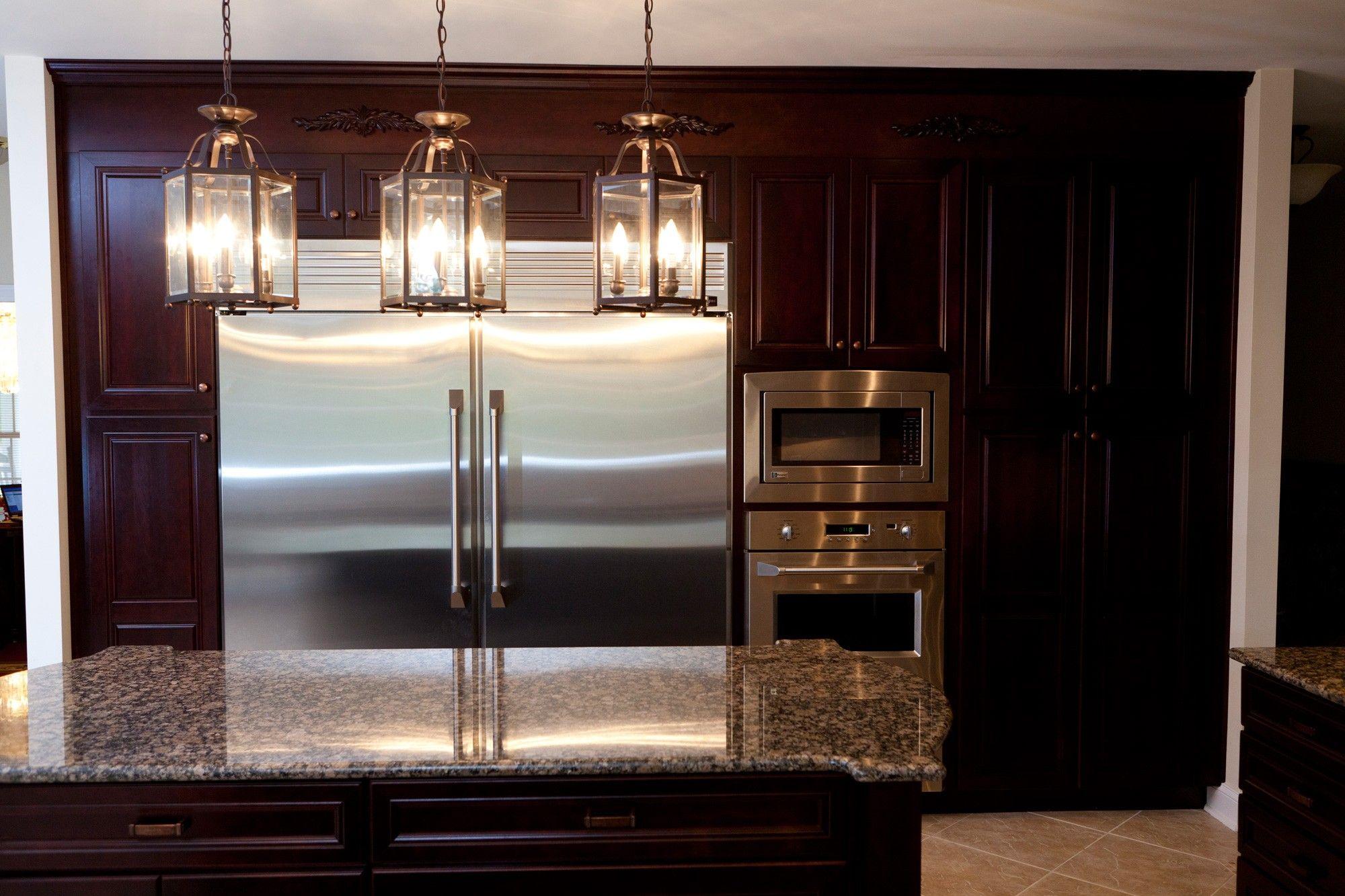 Image result for kitchen island lights anna pinterest kitchens