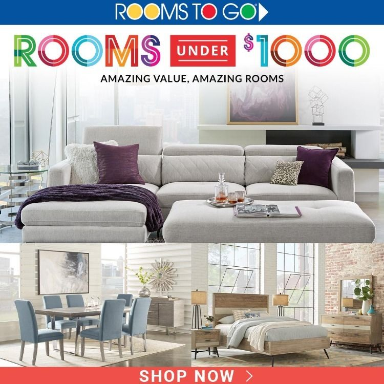Save on beautiful Living Rooms, Bedrooms and Dining Rooms