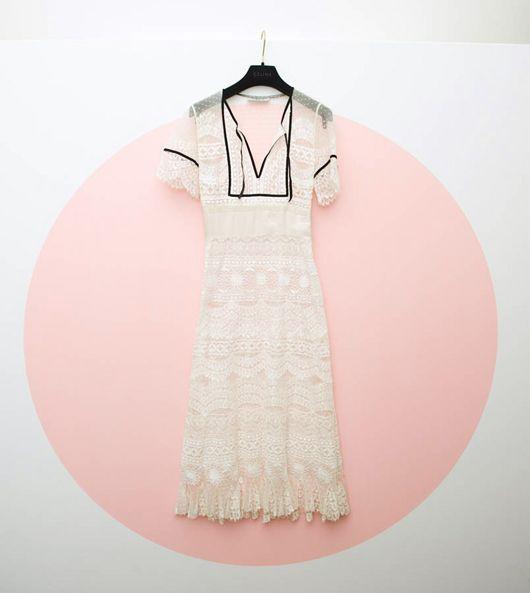 Talvez o vestido mais lindo do mundo.