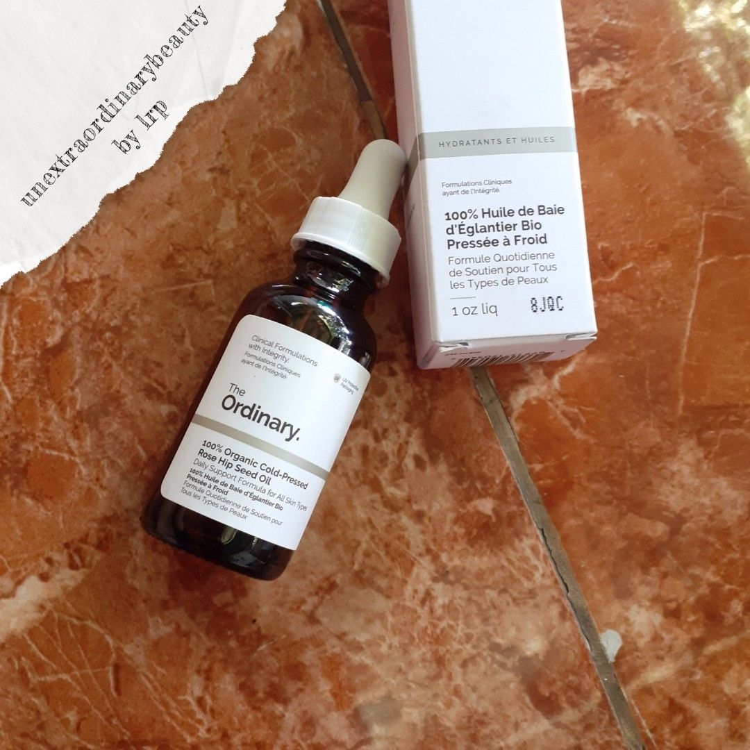 The Ordinary Rose Hip Seed Oil Review - Beauty in mind