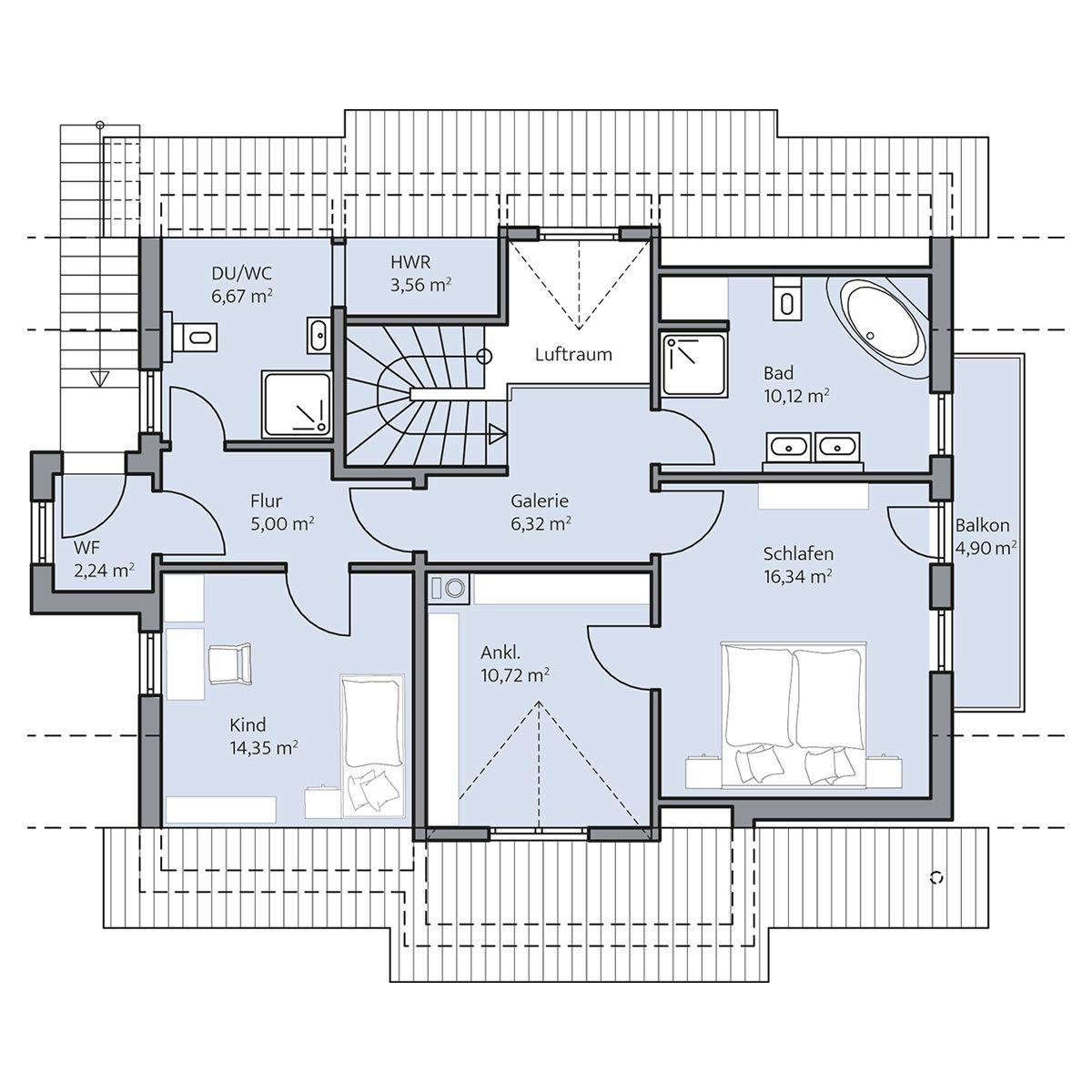 High Quality Haus Gerber U2013 Dachgeschoss