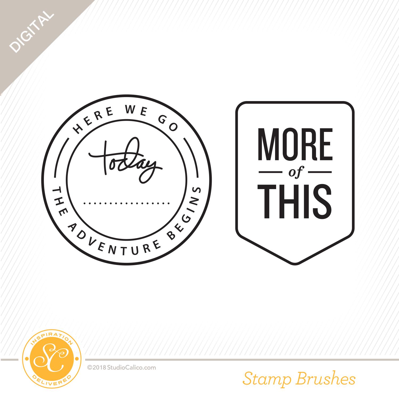 Summit Digital Stamp More Of This Digital Stamps Stamp Scrapbook Album Kits