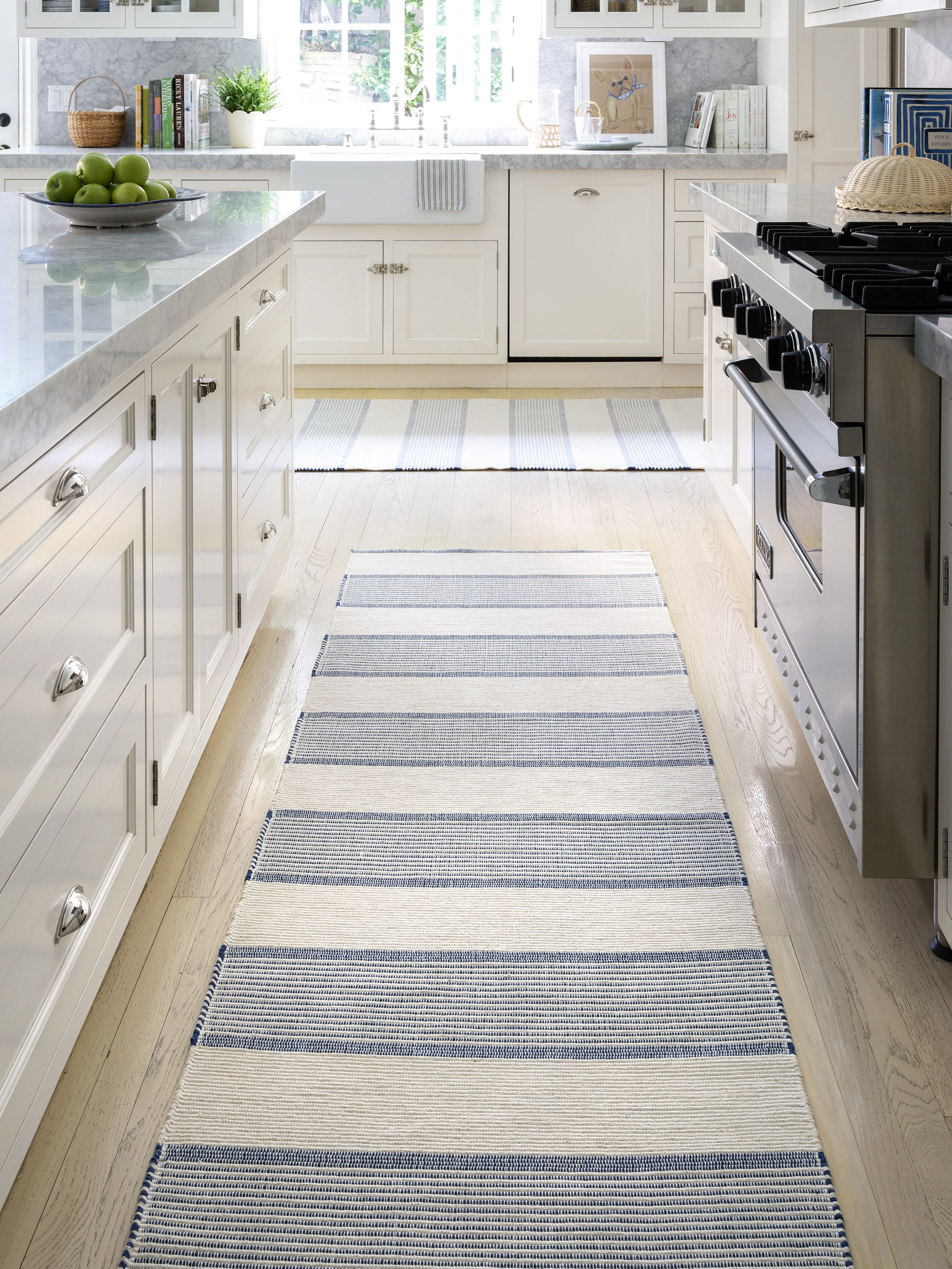 Update your kitchen with a new rug from Dash & Albert ...
