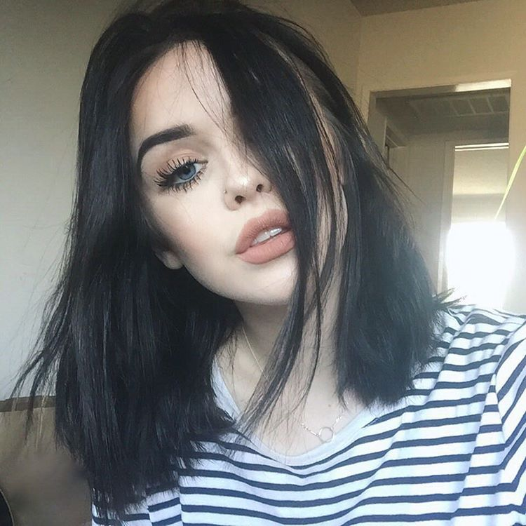 Acacia Brinley My Heart Is Yours Instagram Pics Short Hair