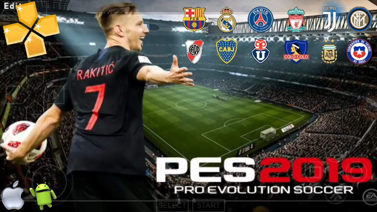 7adb605ae6b PES 2019 Bomba Patch Android Download