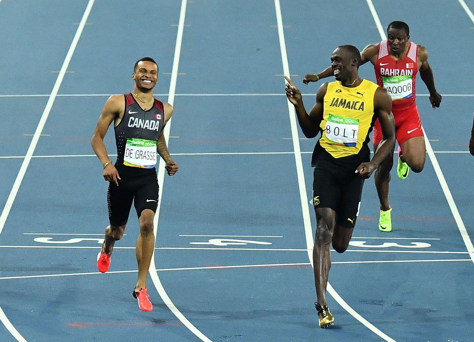 Usain bolt · 2016 olympics ...