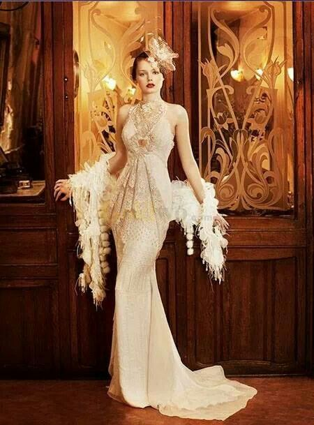 Yolan Cris Wedding Dresses 2017 Revival Vintage Collection Of Roaring Art Deco Style Inspired Dress Ronda So Gatsby