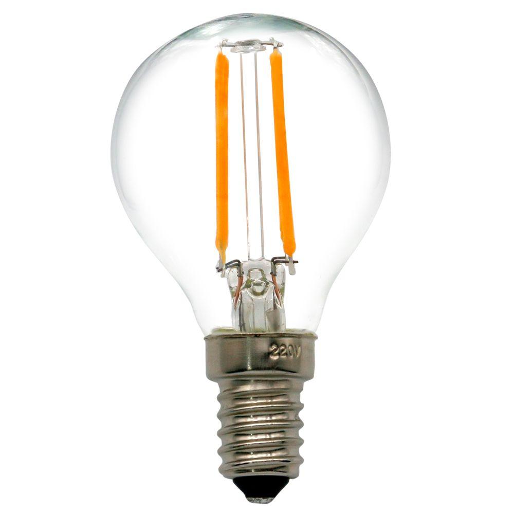 2w 3 5w 5w Dimmable P45 Filament Led Bulb Led Bulb Led Down
