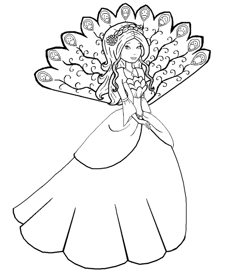 Barbie As The Island Princess Island Adventure Princess Rosella Of Paladia Free Coloring Pages Coloring Pages Family Movie Night