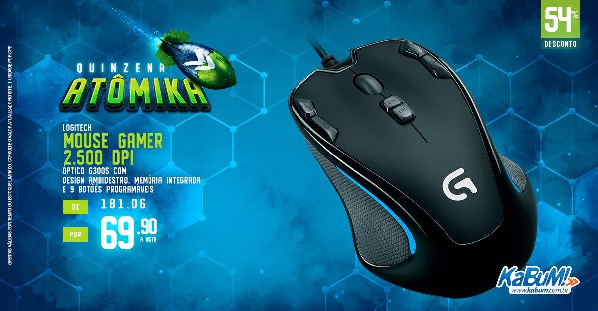 Kabum On Twitter Logitech Gaming Mouse Gamer