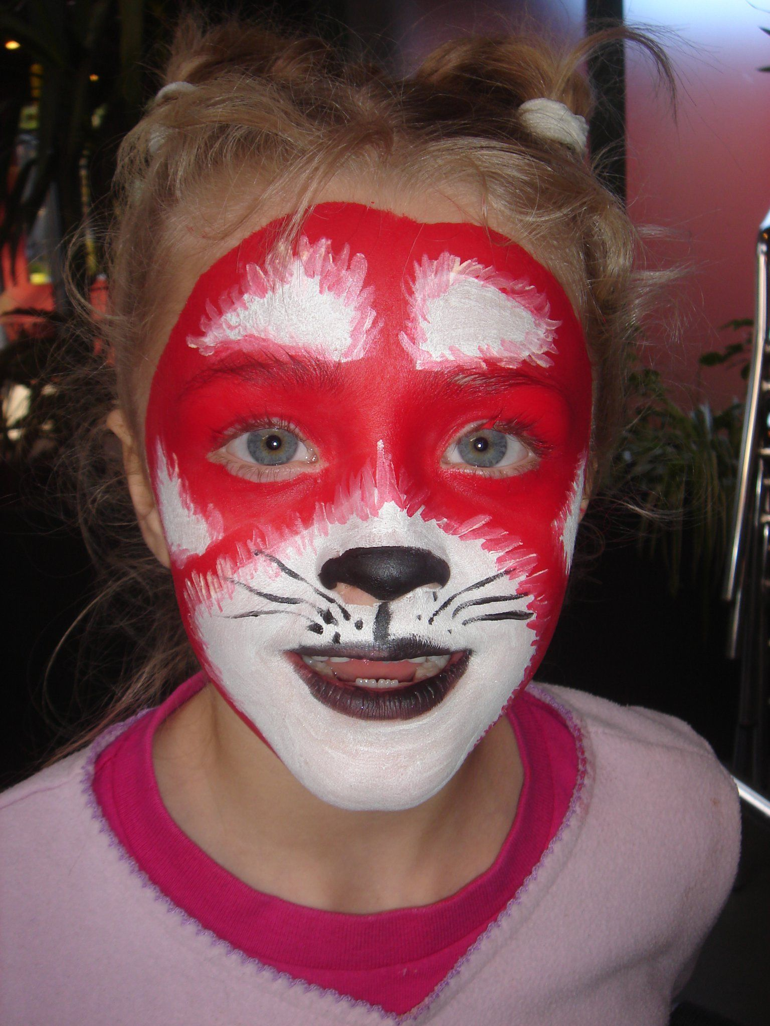 face painting red panda - Google Search | Painting, Red ...