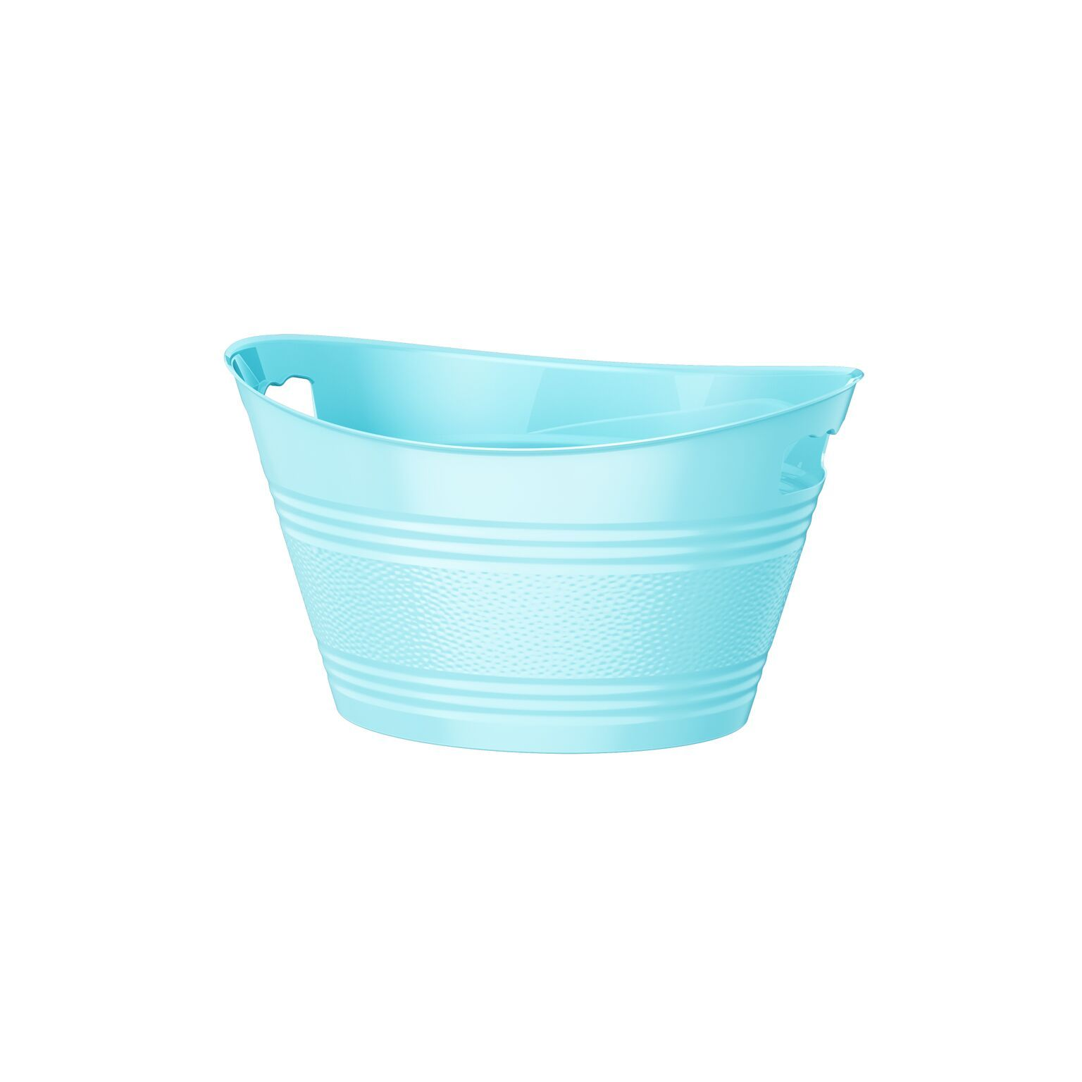 1 Gallon The Bucket Cotton Candy Blue Bucket Gallon Top Trends