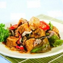 Resep Cara Masak Resep Cara Membuat Oseng Daun Melinjo Dengan Tempe Resep Masakan Masakan Indonesia Makanan