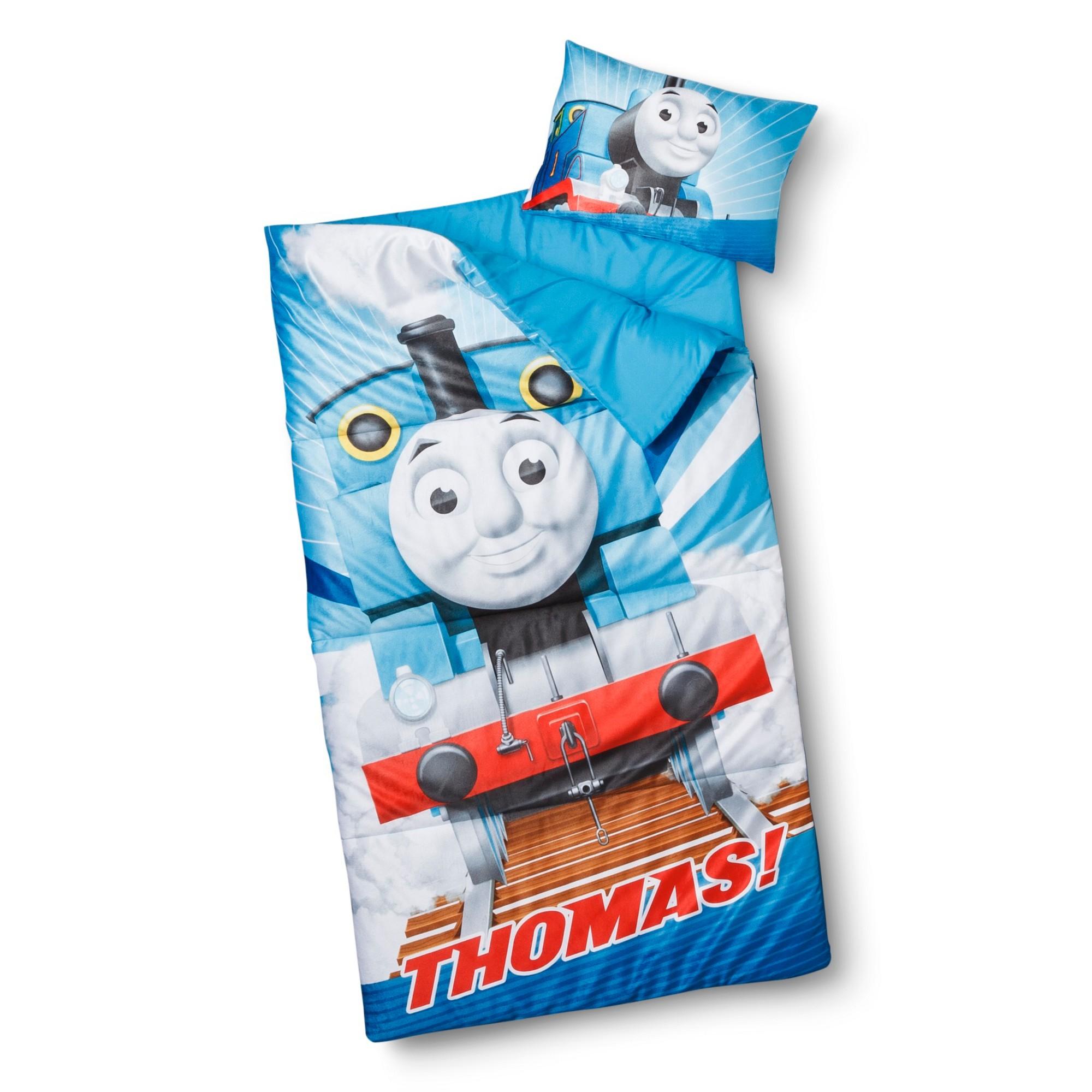 Thomas the Tank Engine Sleepover Set Twin (Blue) Kids