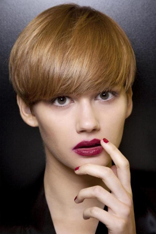 Fryzura Grzybek Szukaj W Google Fryzury Hair Pinterest