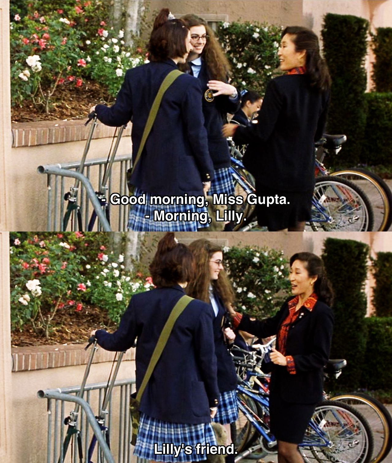 Quotes The Princess Diaries 2001