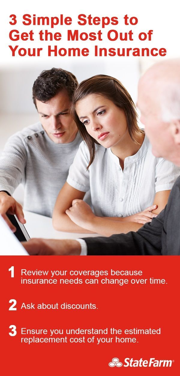 Insurance needs can change, so make sure you regularly
