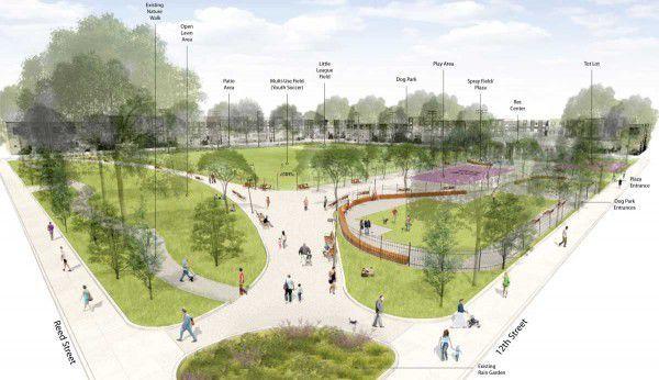 Park Entrance Design Google Search City Parks Design Landscape Architecture Design Landscape Design