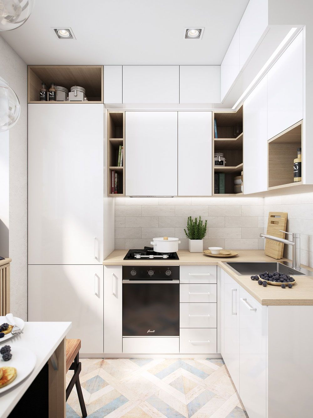 Tips to Create Idee Deco Pour Une Cuisine Blanche