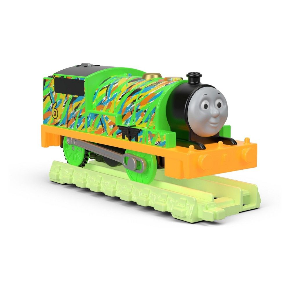 Fisher-Price Thomas and Friends Trackmaster Kevin Motorized Engine Train New