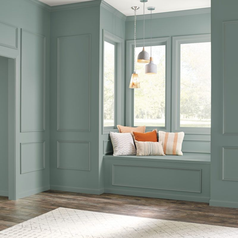 interior paint colors we loved in 2018 blue dining room on best interior paint colors id=80031
