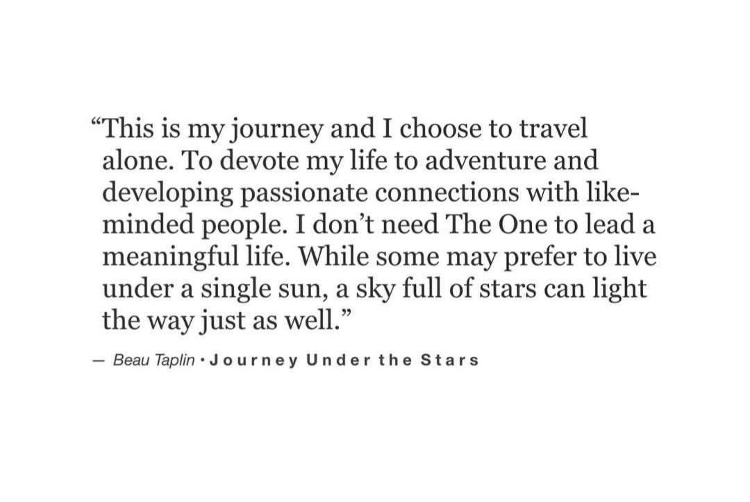 My Journey Quote Beau Taplin Quotes