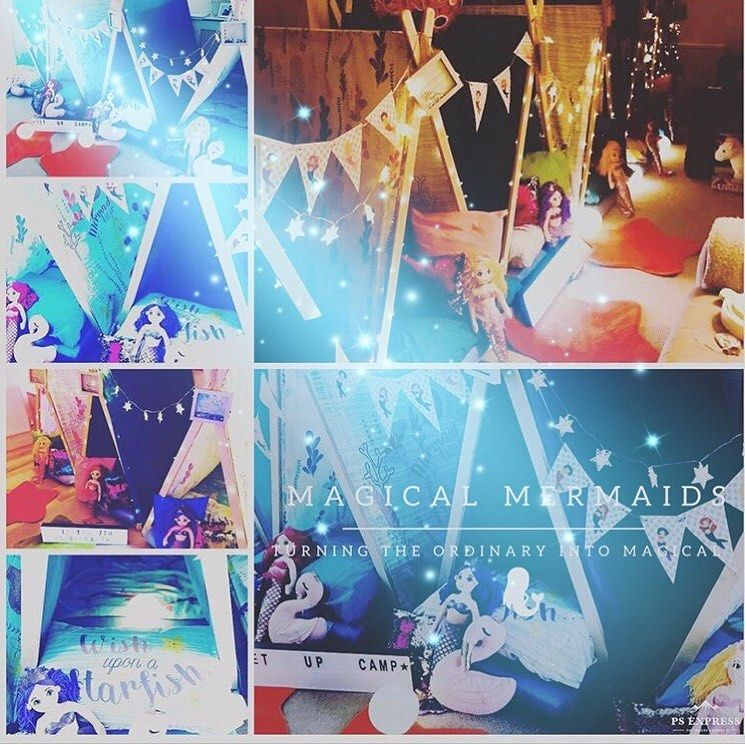 Check Out Our Sleepover Themes Setupcampsleepovers Teepeeparty Teepeetent Teepeeparty Slee Kids Party Planner Birthday Party Planner Teepee Party