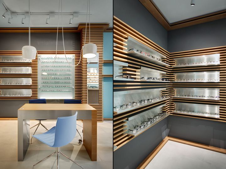 Eye Glass Store Layouts