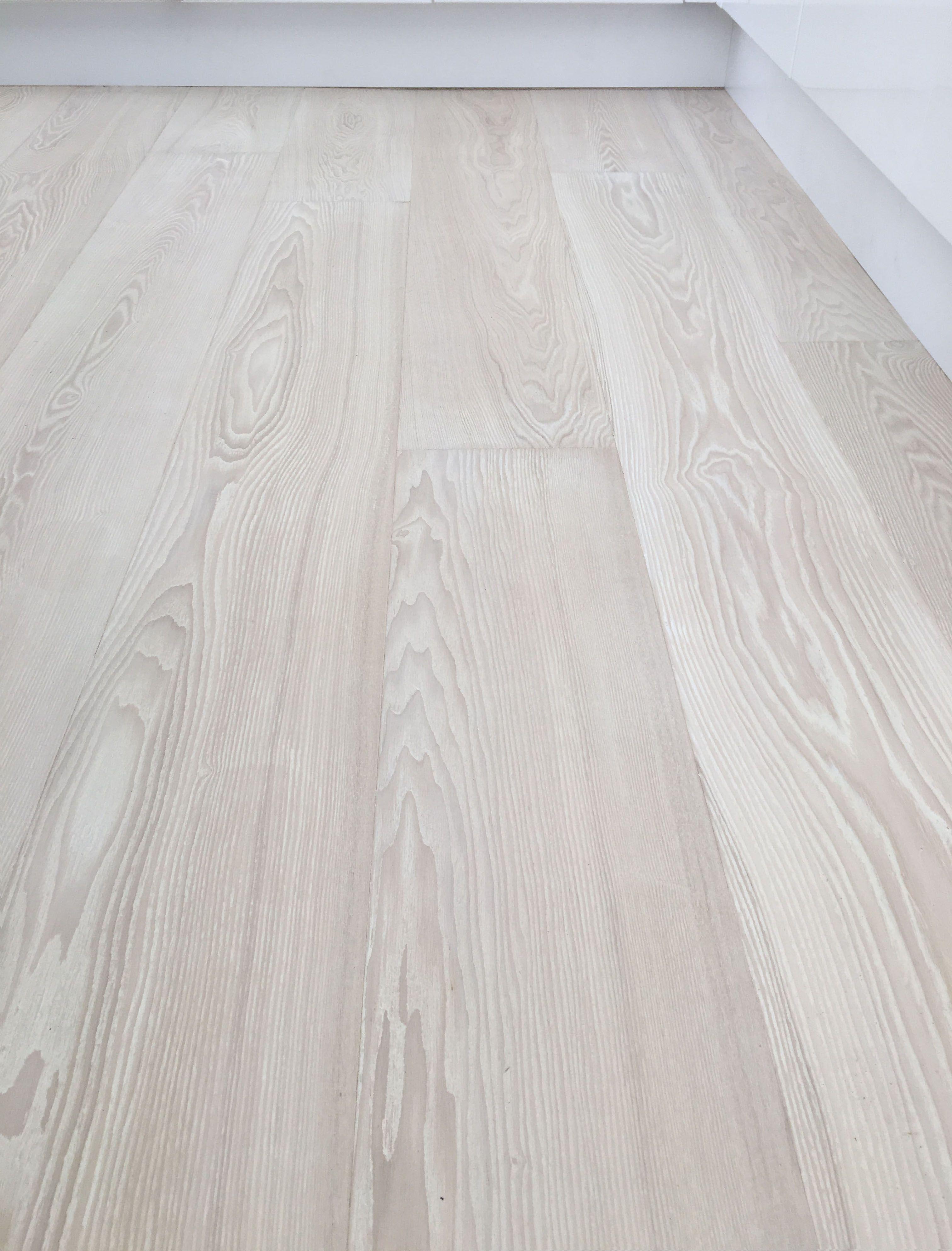 White Engineered Hardwood Flooring, White Ash Laminate Flooring