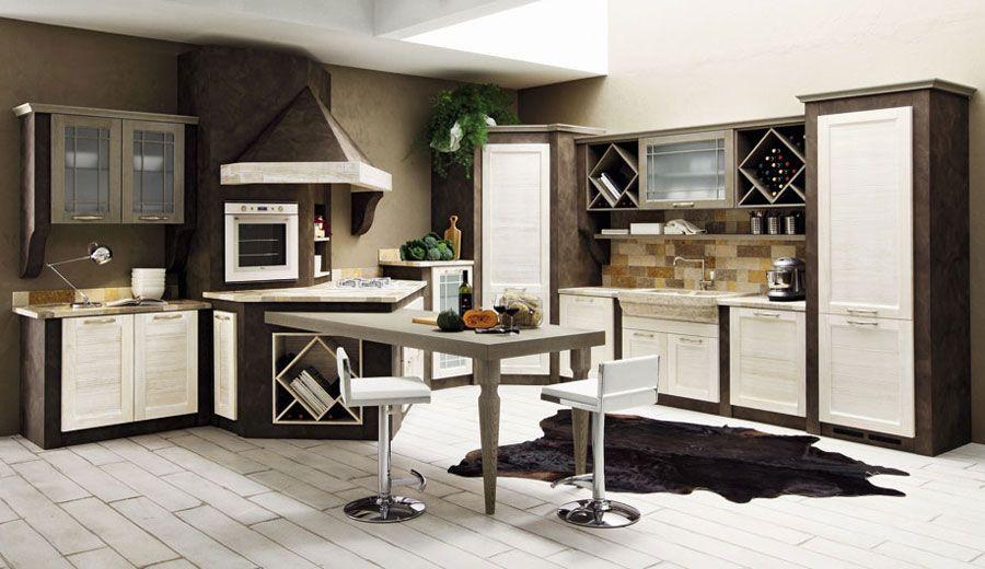 Cucina in muratura moderna n. 27 | Cucine | Pinterest