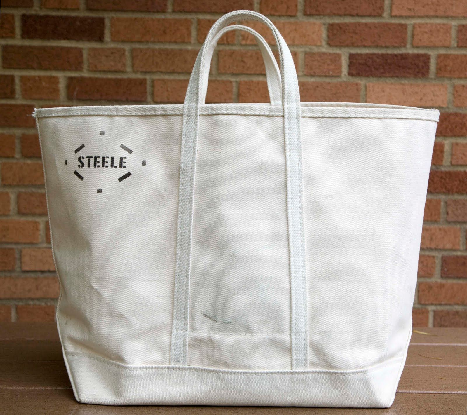 Archival Clothing  Archival Totes  Steele Canvas Basket Co.   Diner ... 10b415786a