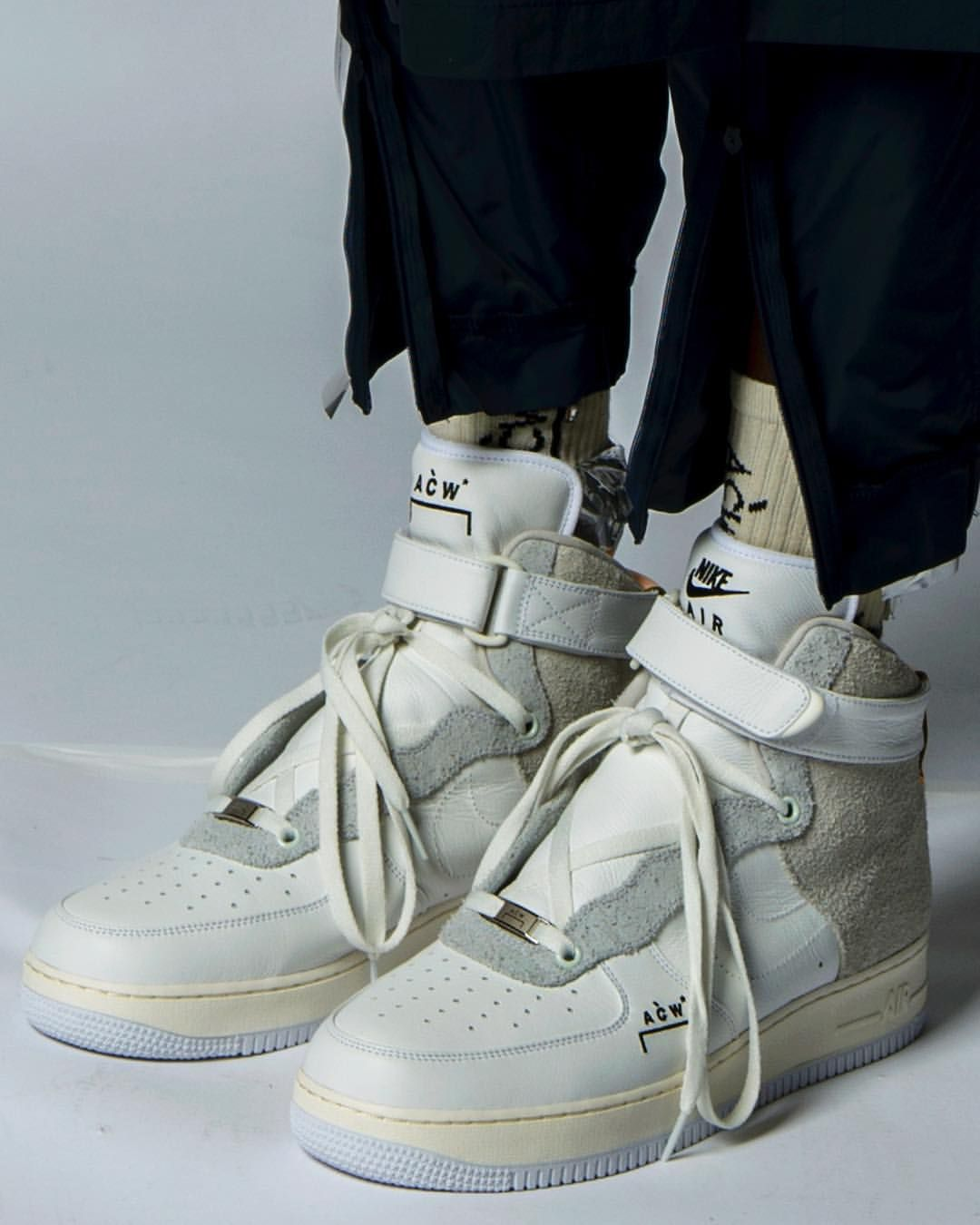 reputable site b33fb 6e483 A-COLD-WALL x Nike AF1